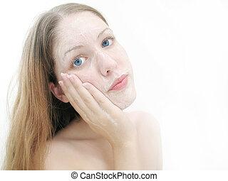 Face Washing 1