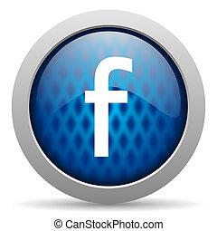 facebook, icona