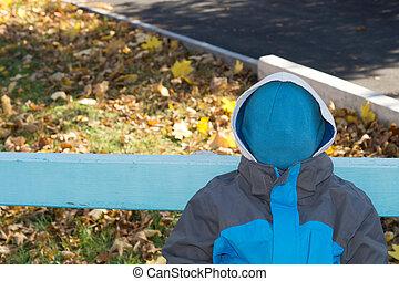Faceless child