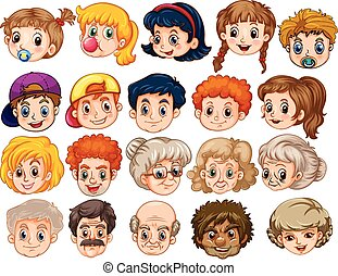 faces illustrations and clipart 503 662 faces royalty free rh canstockphoto com clip art faces expressions clip art faces cartoon