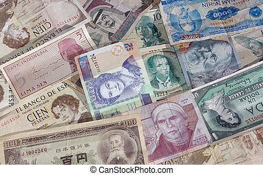 Faces of Money
