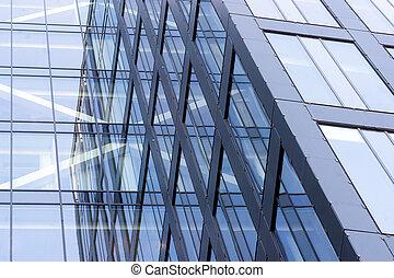 fachada, vidro