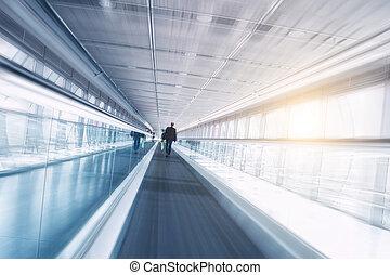 fachmesse, skywalk