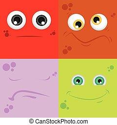 Facial expression
