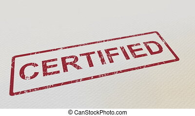 facile, timbre, paper., caoutchouc, mat, mettre, certifié,...