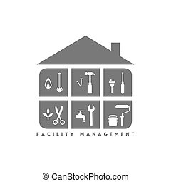 Facility management concept