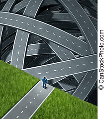 Facing Challenges - Journey confusion and facing challenges...