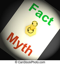 Fact Myth Switch Shows Correct Honest Answers