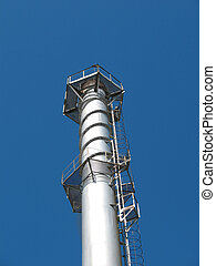 Factory chimney 5