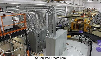 Factory Floor Pan