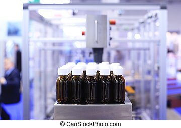 Factory for the production of medicines