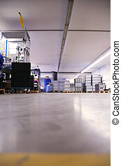 factory hall
