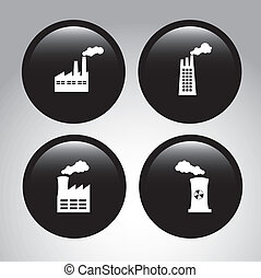 factory icons
