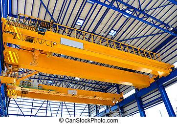 Factory overhead crane  - Factory overhead crane