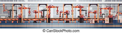 Factory Production Conveyor Automatic Assembly Line...