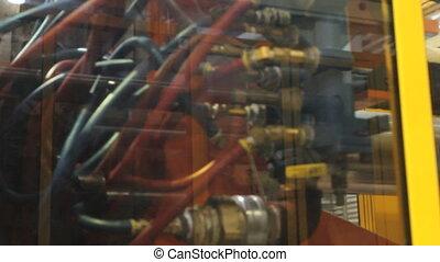 Factory Robotic Arm 2