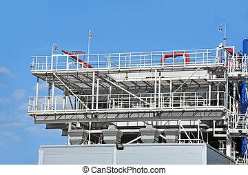 Factory ventilation system