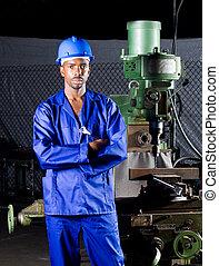 factory worker