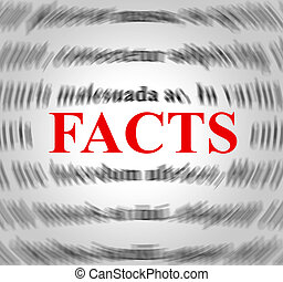 Facts Definition Shows Answers Information And True
