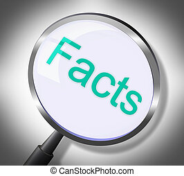 Facts Magnifier Represents Knowledge Searching And Info