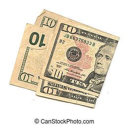 factures, $10