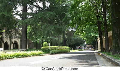 Faculty of agriculture of the university of Tokyo - Tokyo,...