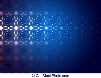 Fade blue, abstract background for creative design - ...