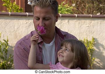 fader, dotter