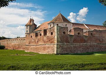 fagaras, forteresse