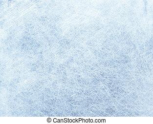 fagyasztott, jég, struktúra