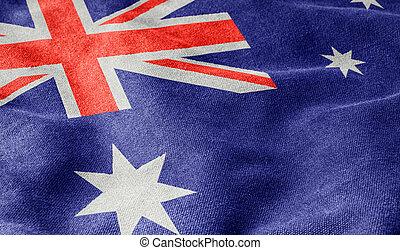 fahne, von, australia
