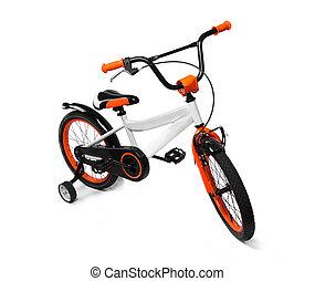 fahrrad, für, kinder
