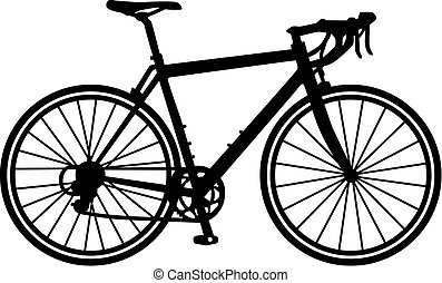fahrrad, fahren rennsport rad