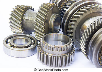 fahrzeuggetriebe, komponente