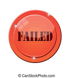 failed stamp