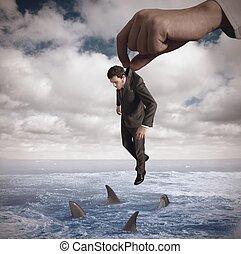 Failure - Concept of failure of a businessmamn