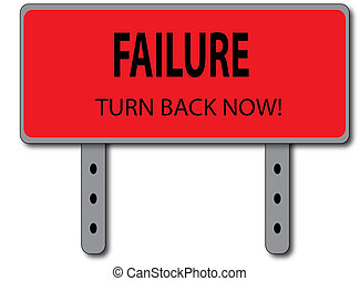 Failure Sign Concept