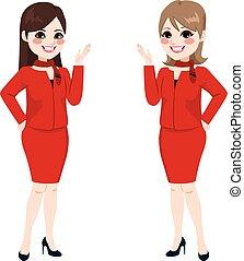 Fair Hostess Women