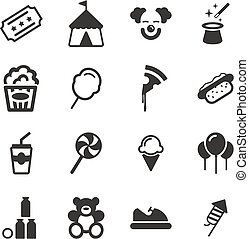 Fair Icons - This image is a illustration and can be scaled...