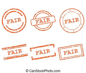 Fair stamps