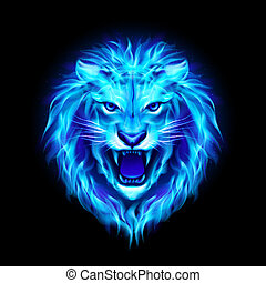 Fair tiger
