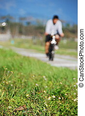 faire vélo