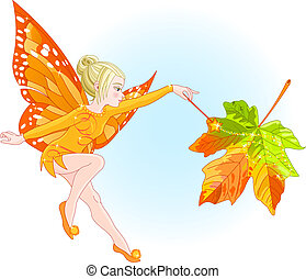 Fairy Autumn