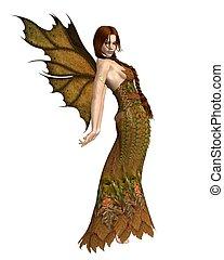 Fairy Autumn Spirit - 1