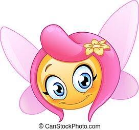 Fairy emoticon