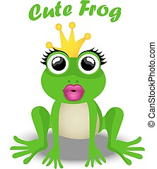 fairy frog princess
