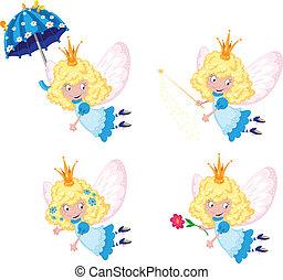fairy funny set