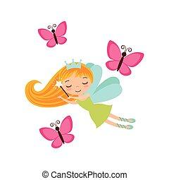 fairy girl icon