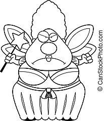 Fairy Godmother Angry
