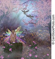 Fairy Patricia